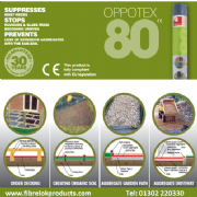4.5m x 11m  WOVEN HANDY PACK - OPPOTEX 80 GSM